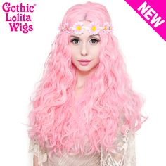 Lace Front Malibu - Pinkie -00727