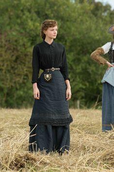 Scarlett ohara white dress costume 5k