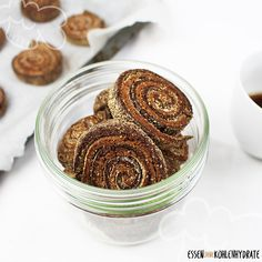 Low-Carb Schnecke