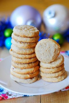 Pecan shortbread cookies have been my faithful companions over the last several days. They are the reason I look forward to coming home from work every day. They are the reason my husband almost finished a gallon of milk in a matter of 3 days. You see, cookies and milk – those go well together....Read More