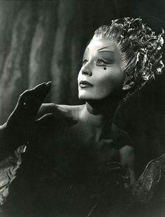 Margaret Leighton as Ariel, The Tempest SMT 1952 by Shakespeare Birthplace Trust, via Flickr