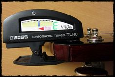 ClipTuner : BOSS TU-10 | Harmonic-Sound~DTMや写真についての情報ブログ~