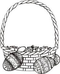 Nowe wielkanocne stemple gumowe / Our new Easter rubber stamps