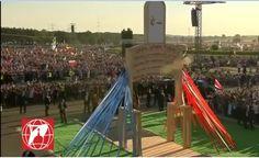 VIDEO: 8 momentos imperdibles de la Vigilia JMJ Cracovia con el Papa Francisco