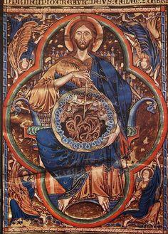 DE ARTE EM ARTE : ARTE NA HISTÓRIA BÍBLICA - GENESIS - A CRIAÇÃO DO MUNDO