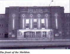 The Sheldon cinema Coventry road now asda Birmingham University, Cinema Theatre, Birmingham England, Yesterday And Today, Old Buildings, Coventry, Britain, Past, History