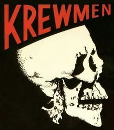 Krewmen, #psychobilly-band from #UK. Originally they played #rockabilly in the 80's but fortunately they turned to play something heavier.. Amazing band!
