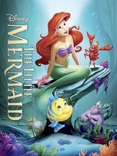 'The Little Mermaid'....watched it last night and it's just as good as I remember!! #memories