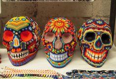 Arte Huichol, Mexico