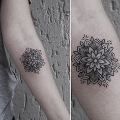 Small mandala for Sophie today. Thank you! #rachainsworth #tattoo #sticksandstones #berlin #neukölln @sticksandstonesberlin