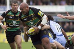 AVIVA Premiership Rugby - Northampton Saints V Newcastle Falcons
