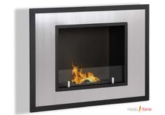 Moda Flame Rio Wall Mounted Ventless Ethanol Fireplace >>> Read more at the image link.
