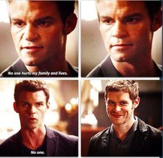 The Originals - love Klaus face in the last one