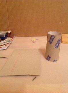 Ringraziamo Cyrille cantelli e pubblichiamo un suo tutorial fotografico per costruire una stufa a legna utilizzando semplicemente un rotolo di carta igienica. Perche' buttarlo? guardate cosa riesce a fare