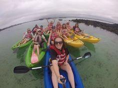 #contiki #ecuadorandgalapagos #mayracontiki #kayaking #colors #galapagos #isabelaisland #ecuador