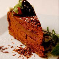 Divine Chocolate Velvet Cheesecake