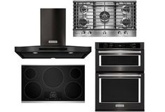 Kitchen Appliance Packages at Best Buy Built In Kitchen Appliances, Kitchen Appliance Packages, Interior Design Kitchen, Kitchen Decor, Appliance Sale, Wall Oven, Cool Things To Buy, Packaging, Laundry Room
