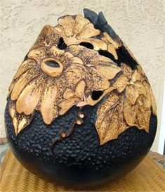 can you believe this is a gourd?  amazing!