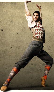 NICOLO' NOTO, ballerino