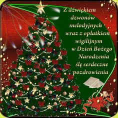 kartka-życzenia-na-boże-narodzenie.gif (550×550) Christmas And New Year, Christmas Time, Christmas Bulbs, Merry Christmas, Xmas, Beautiful Flowers Wallpapers, Decorating With Christmas Lights, Flower Wallpaper, Holidays And Events