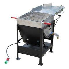 King Kooker Super Seafood Boiling 30-In Propane 20 Lb. Cylinder Manual