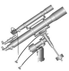 Guia de Montagem e Manuseio de Lunetas e Telescopios. Veja em detalhes no site http://www.mpsnet.net/G/651.html via @mpsnet Elaboracao do projeto e construcao de lunetas e telescopios bem como a utilizacao destes instrumentos. Veja em detalhes neste site