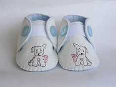 Pictures of Baby Shoes from Old School Acres