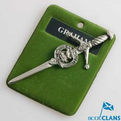Clan Graham Kilt Pin