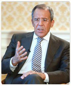 Сергей Лавров - Министр иностранных дел Российской Федерации