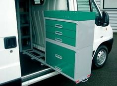 ford transit custom l1 midway bulkhead nearside and offside shelving slide out vide holder. Black Bedroom Furniture Sets. Home Design Ideas