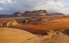 LAWRENCE OF ARABIA, WADI RUM