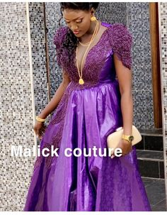 African Maxi Dresses, Latest African Fashion Dresses, African Attire, African Wear, African Women, Beautiful Gowns, Beautiful Outfits, Baby African Clothes, Nigerian Lace Styles