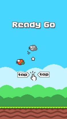 Wash your hands, pay attention to the pipes and wings – then hold on for 10 minutes with Flappy Hero Go!