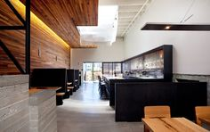 Bar Agricole / Mariko Reed, Architectural Photography