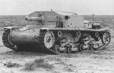 Semovente tank destroyer