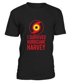 SURVIVED HURRICANE HARVEY mug