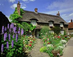 Thornton Dale, North Yorkshire Moors National Park, England