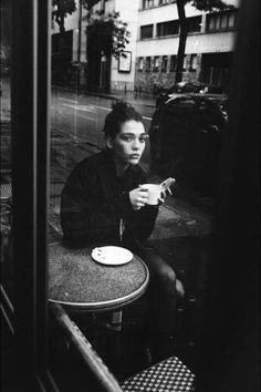 Coffee in Paris