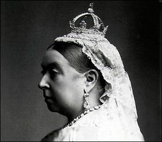 Queen Victoria wore the Small Diamond Crown in preference to the Imperial State Crown whenever she could. Studded with about 1,300 diamonds, it was made in 1870.
