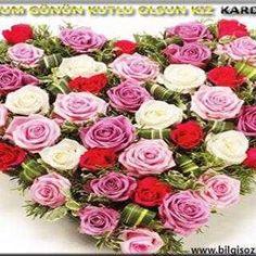 Cuma Mesajları Resimli - BilgiSozler.com Floral Wreath, Wreaths, Flowers, Decor, Islamic Pictures, Floral Crown, Decoration, Door Wreaths, Deco Mesh Wreaths