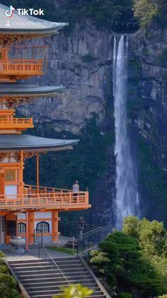 The Kumano Kodo pilgrimage trail is why you travel to Japan. Go To Japan, Visit Japan, Japan Japan, Japan Sakura, Japan Trip, Okinawa Japan, Beautiful Places In Japan, Beautiful Places To Visit, Japan Travel Guide