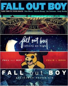 FOB albums, minus evening out with your girlfriend.