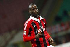 Mario Ballotelli: AC Milan/Italy