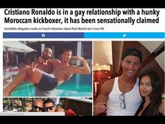 Recognition of Cristiano ronaldo sexual bshadodh