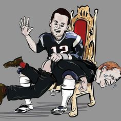 GOAT is teaching Goodell a lesson!