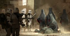 Concept Art: Rogue O Concept Art: Rogue One by Adam Brockbank Star wars Star Wars Rpg, Star Trek, Chasseur De Primes, Star Wars Characters Pictures, Star Wars Concept Art, Pokemon, Star Wars Wallpaper, Edge Of The Empire, Comic Artist