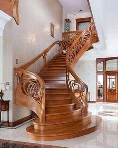 Wooden Stairs, Staircase Design, Ideal Home, Exterior, Architecture, Modern, Staircases, Home Decor, Pomegranate Juice