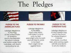 pledge to the christian flag printable - Bing images Christian Flag, Christian School, Christian Faith, Christian Jokes, Sunday School Lessons, Lessons For Kids, Bible Lessons, Bible Highlighting, Christian Classroom