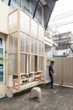 Galería de | | | FACHADA / TOUCH Architect - 2