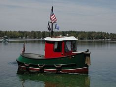 11 Best mini tugboats images | Tug boats, Boat plans, Boat ...